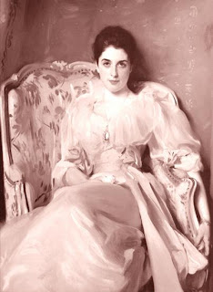 John Singer Sargent - Lady Agnew of Lochnaugh