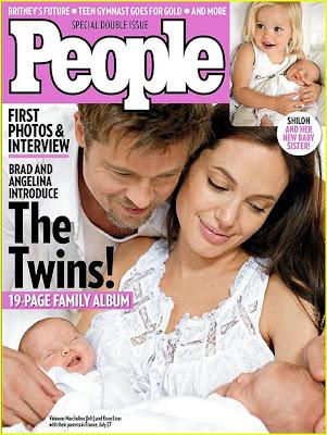 Hijos De Brad Pitt Y Angelina Jolie. Angelina Jolie y Brad Pitt