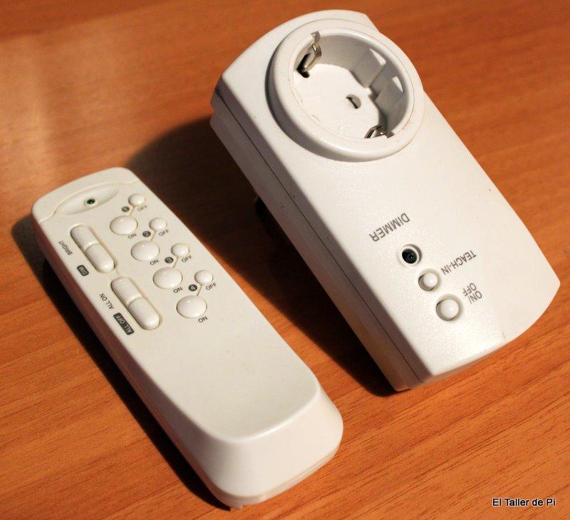 Luz de la habitaci n con mando a distancia el taller de pi - Luz con mando a distancia ...