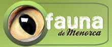 FAUNA DE MENORCA