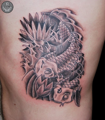 Download Tattoos Carpa Koi » Free Software Download | AspGfx.com