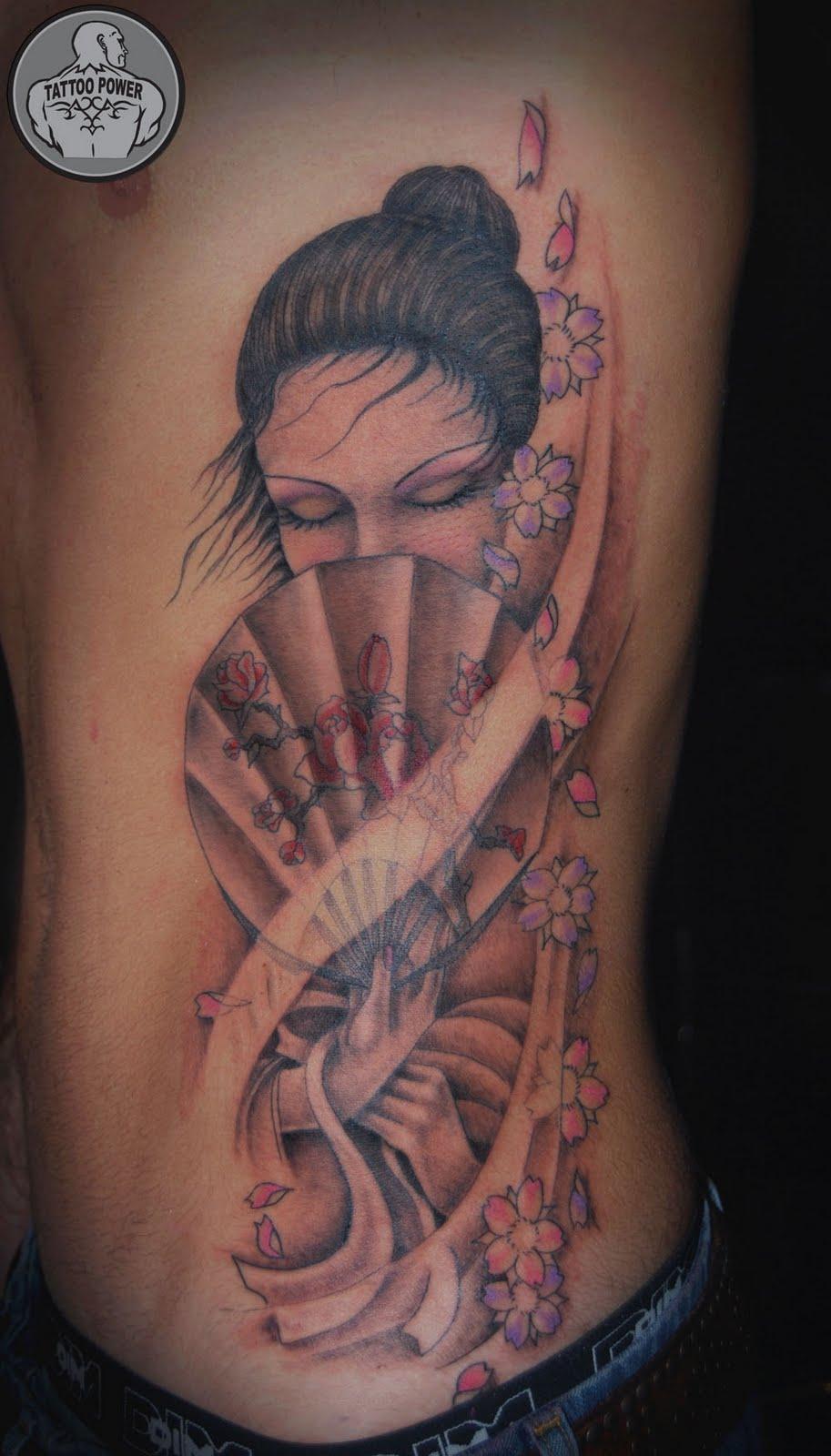 geisha costelas