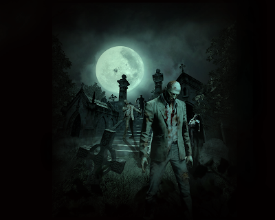 wallpaper horror. Scary Gothic Wallpapers
