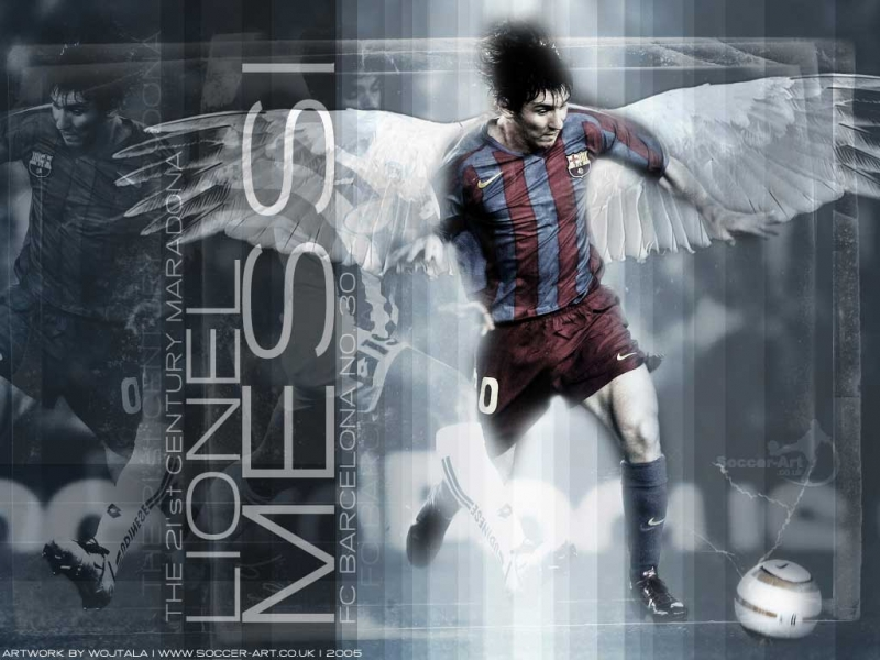 Lionel Messi Wallpapers 2010. Yes, Argentina Qualified for World Cup 2010.
