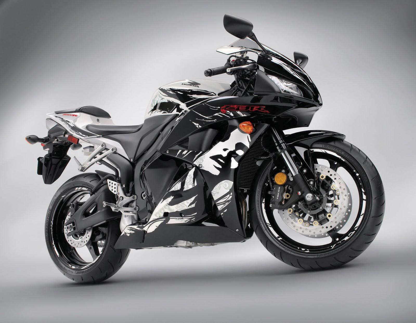 jaran goyang  2010 Honda CBR600RR ABS