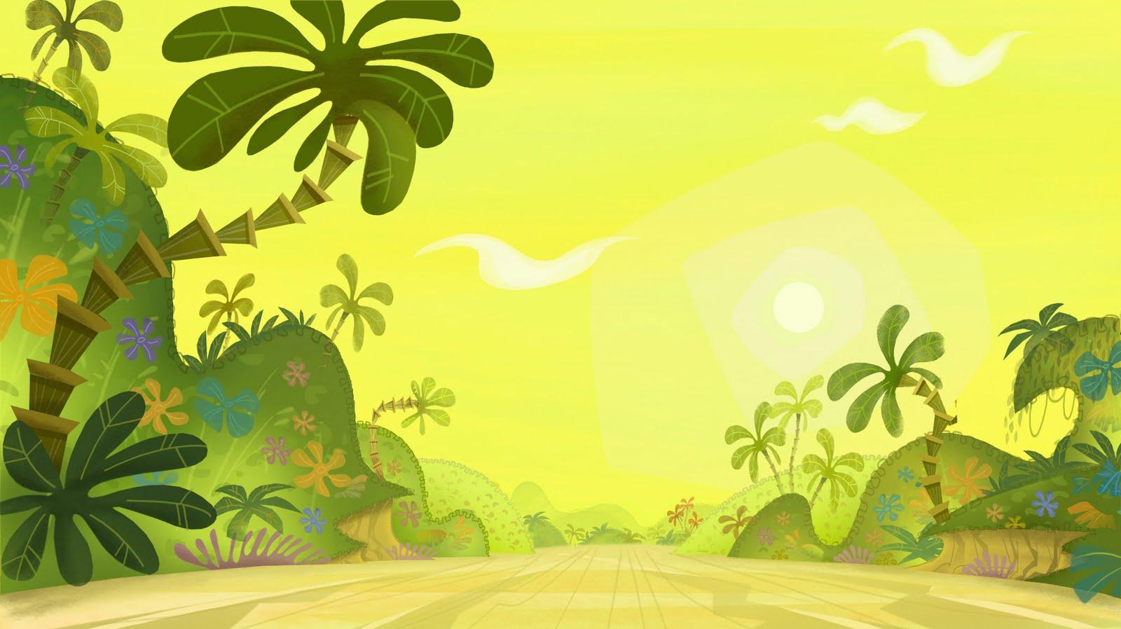 safari cartoon wallpaper - photo #23