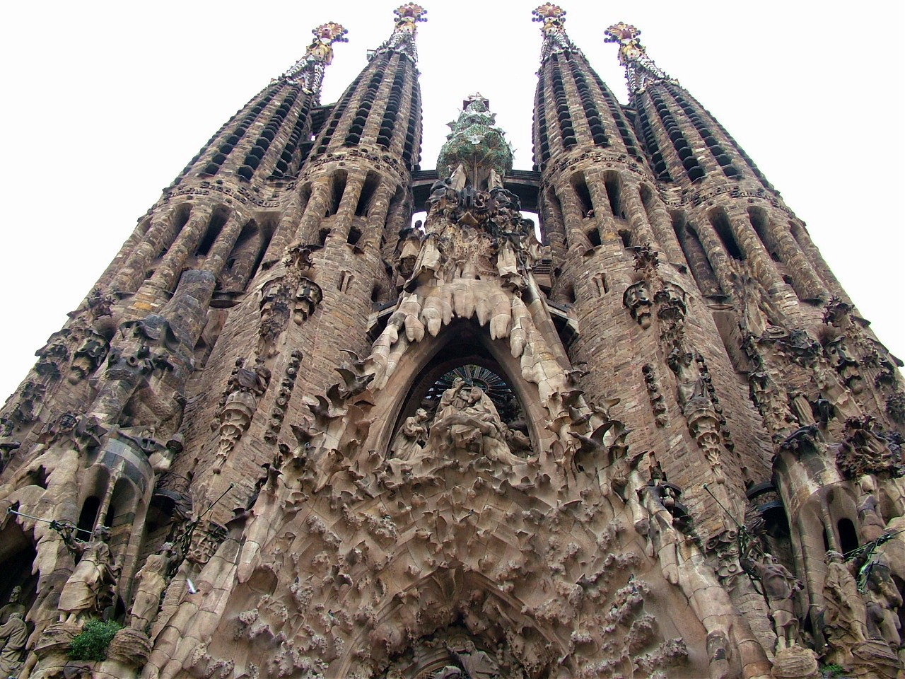 Gaudís Sagrada Familia, Barcelona  Spain!  Pinterest