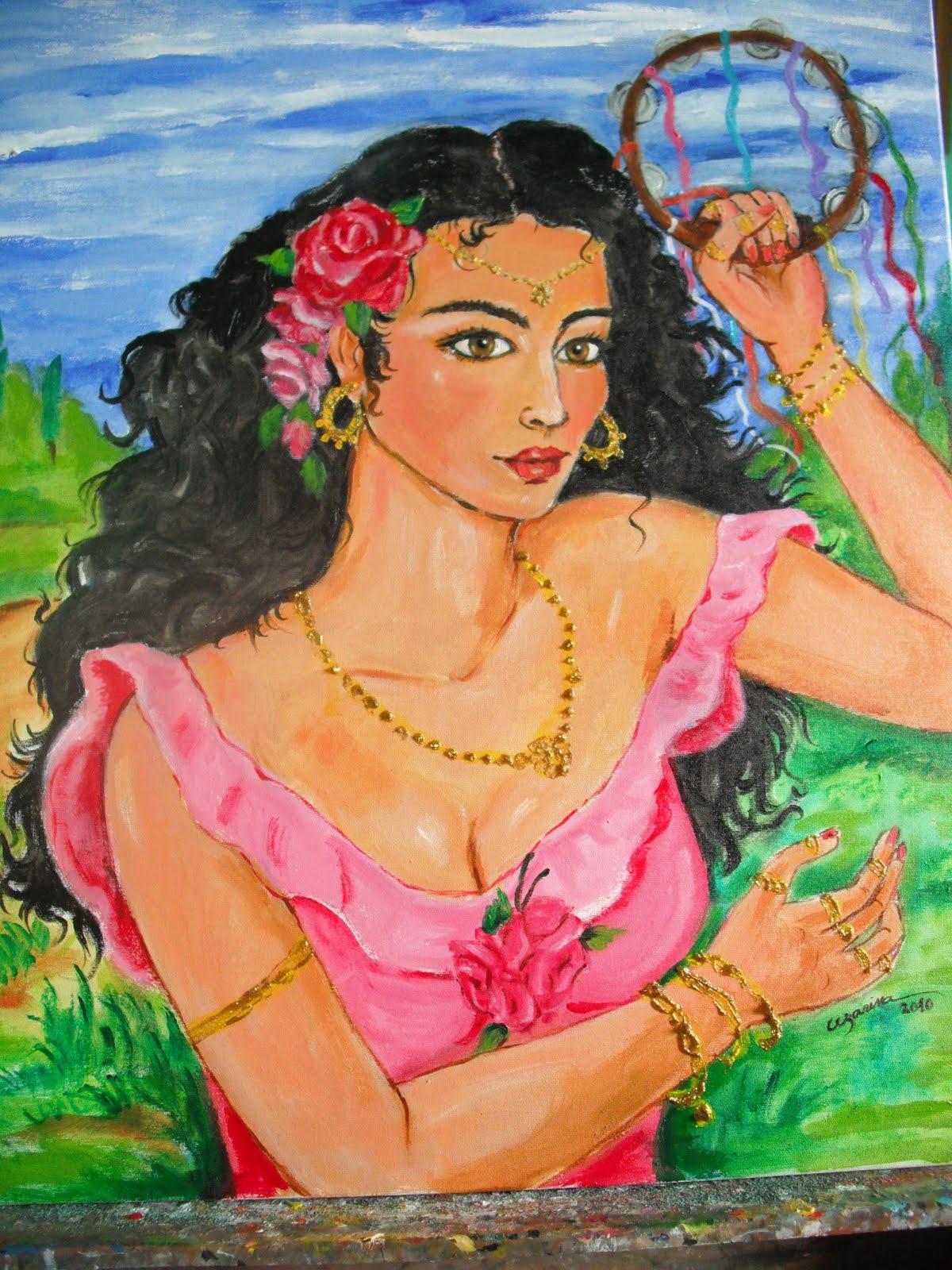 Cigana Rosa Maria