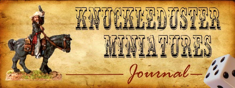 Knuckleduster Miniatures Journal