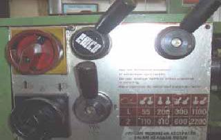 bagian mesin bubut konvensional
