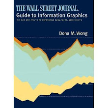 Livro - The Wall Street Journal Guide to Information Graphics