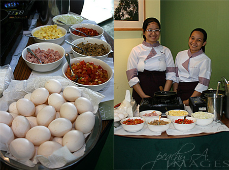 Breakfast at One Tagaytay Place   www.thepeachkitchen.com