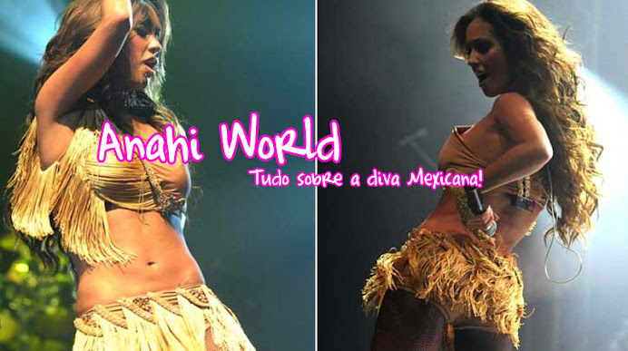 Anahí World