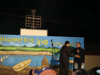 480 ANIVERSARIO DE CHAMETLA (ENERO DEL 2011).