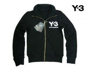 Y-3 Winter Zip-Up