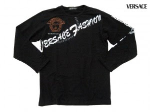 Versace Jeans Couture Medusa Fashion Longsleeve