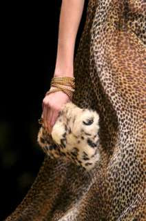 Dolce & Gabbana Animal Print Fashion