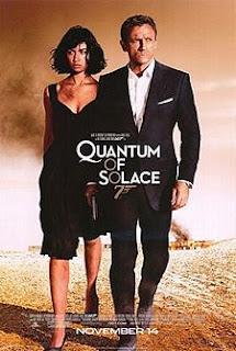 Quantum of Solace Movie