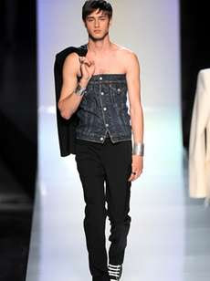 Jean Paul Gaultier's - Tube Tops for Men