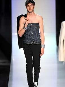 Jean Paul Gaultier's - Tube Tops for Men