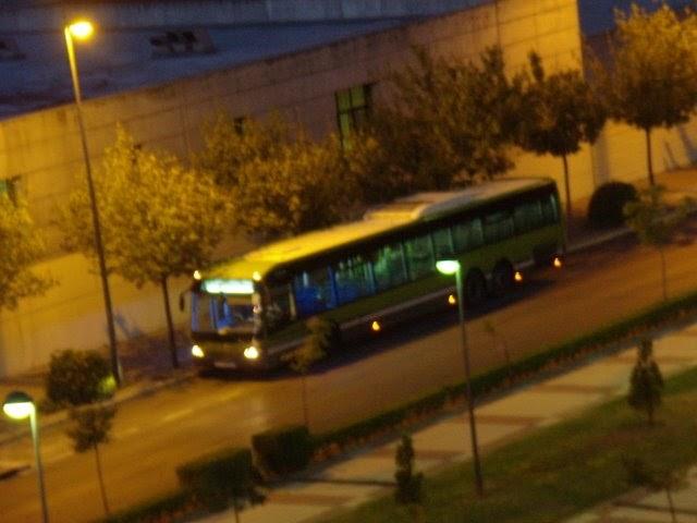 Avv parque oeste alcorc n autobuses interurbanos 529 531 - Parque oeste alcorcon ...