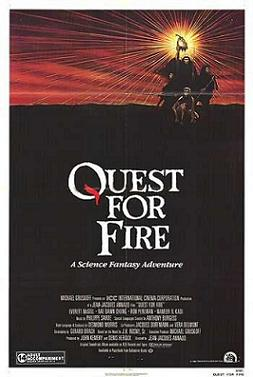 The History of the World Via Film: Quest For Fire (