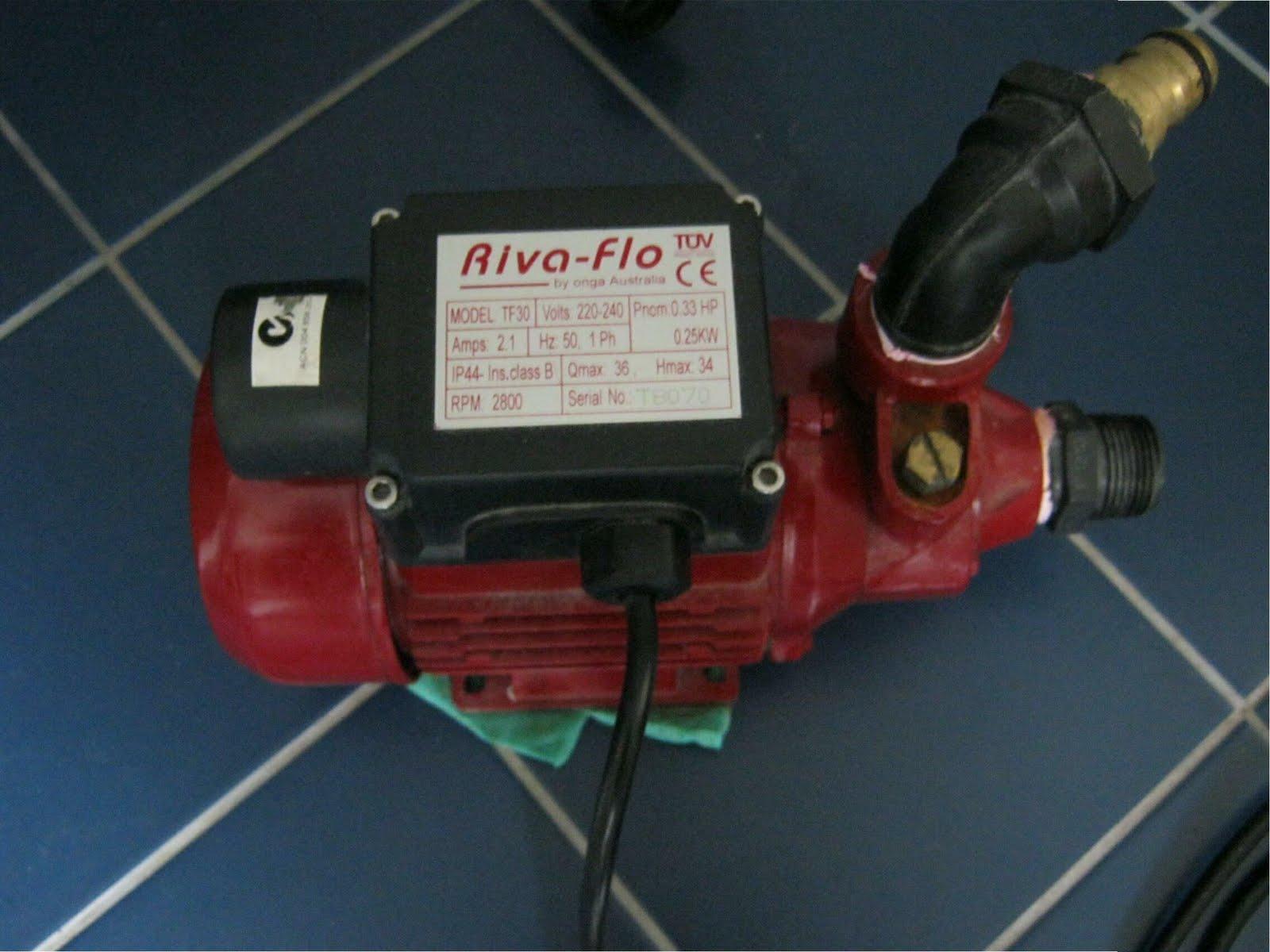 Riva flo tf30 parts