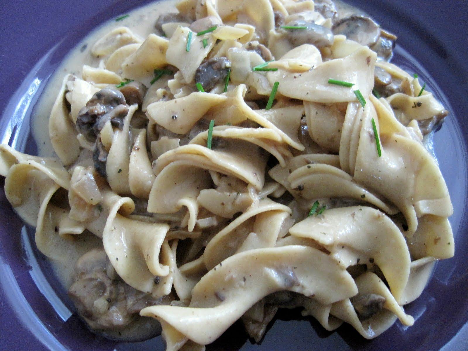 Mushroom Stroganoff Recipes — Dishmaps