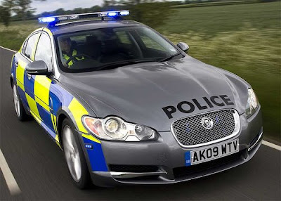 2009-Jaguar-XF-Police-Car