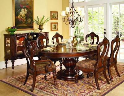 modern+classic+dinning+room