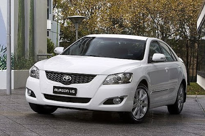 specification 2009-Toyota-Aurion-Touring-Special-Edition