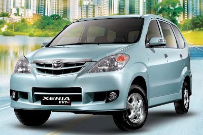 Daihatsu-Xenia-matik