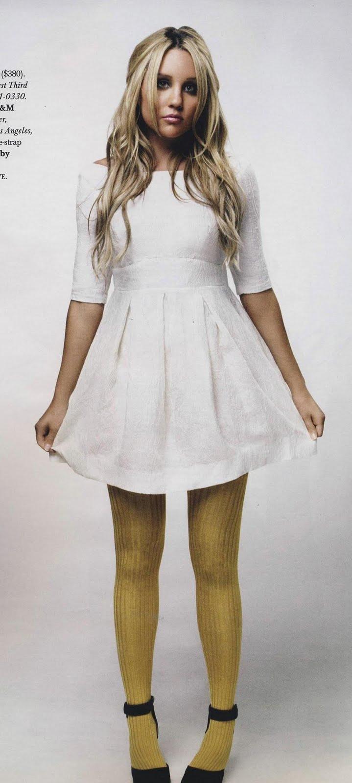 Goddess! Amanda bynes pantyhose Fox