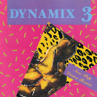 DYNAMIX VOL 3 - non-stop dance remix (Various Artists) c 1991 House Eurobeat Electro Dance PWL 90's