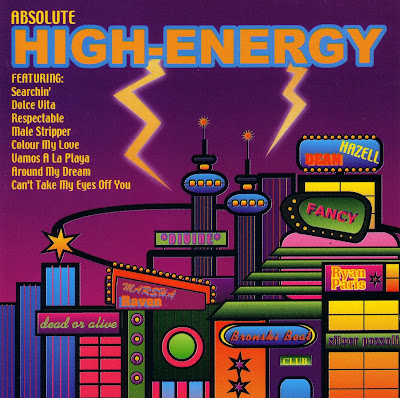 Absolute High-Energy - Volume 1 (2CD Set) [non-stop mix] various artists Hi-NRG Eurobeat 80's