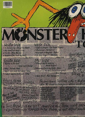 Monster Hits - Volume 2 Hi-Nrg Non-Stop Dance Mix 1985