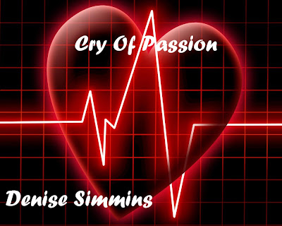 Denise Simmins - Cry Of Passion (12'' Maxi) 1984 [Roumelle Records] Hi-NRG Eurobeat Canadian Disco 80's