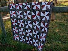 My Pinwheel Quilt