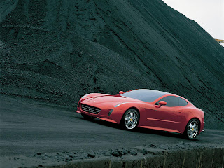 Ferrari GG50 Concept Nice Specification