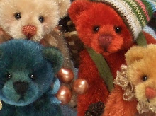 Miniature Bears and Friends by Louise Peers.