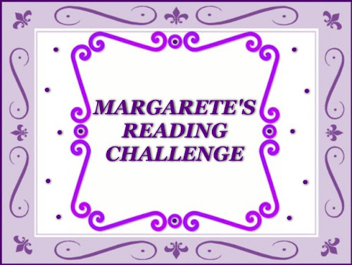MARGARETE'S READING CHALLENGE