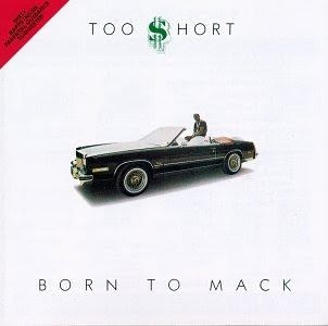 Too $hort - Born To Back (1988)