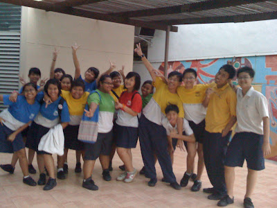 JYSS Choir Blog