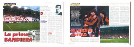 Vuoi leggere alcuni miei articoli pubblicati su Calcio 2000?