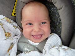 Happy, happy baby