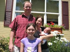 Joey, Lisa, Savannah and Destyni