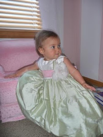 OMG...she really is a princess!  (and I think she knew it too!)