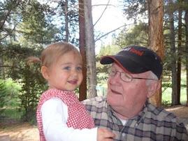 I love my Papa Roger