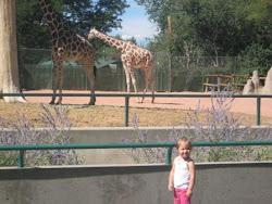 Savannah is getting a bit taller herself...but not that tall