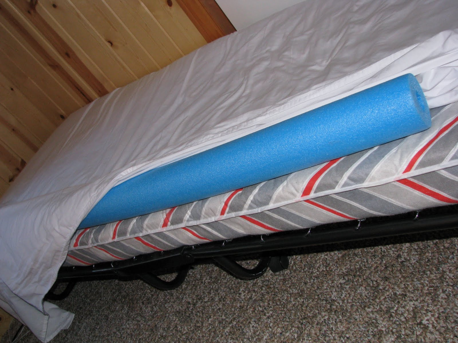 Andy Pandy Jacky Dandy Cheap And Easy Travel Bed Rail